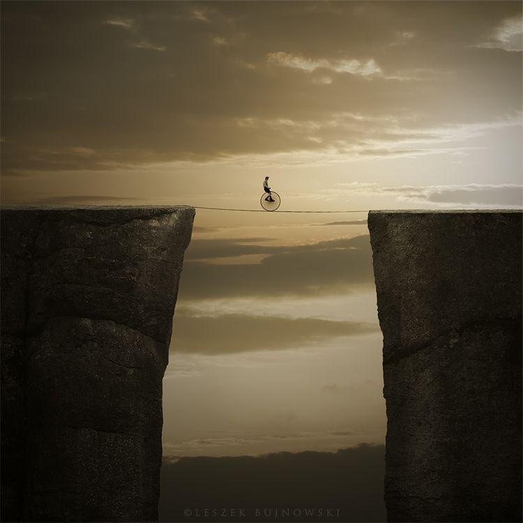 05-On the edge_Leszek Bujnowski