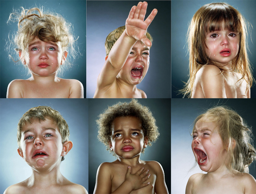 Jill_Greenberg_Crying_children_6